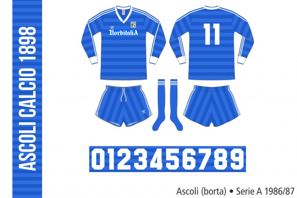 Ascoli 1986/87 (borta)