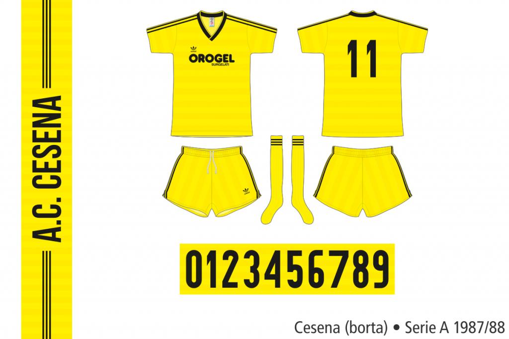 Cesena 1987/88 (borta)