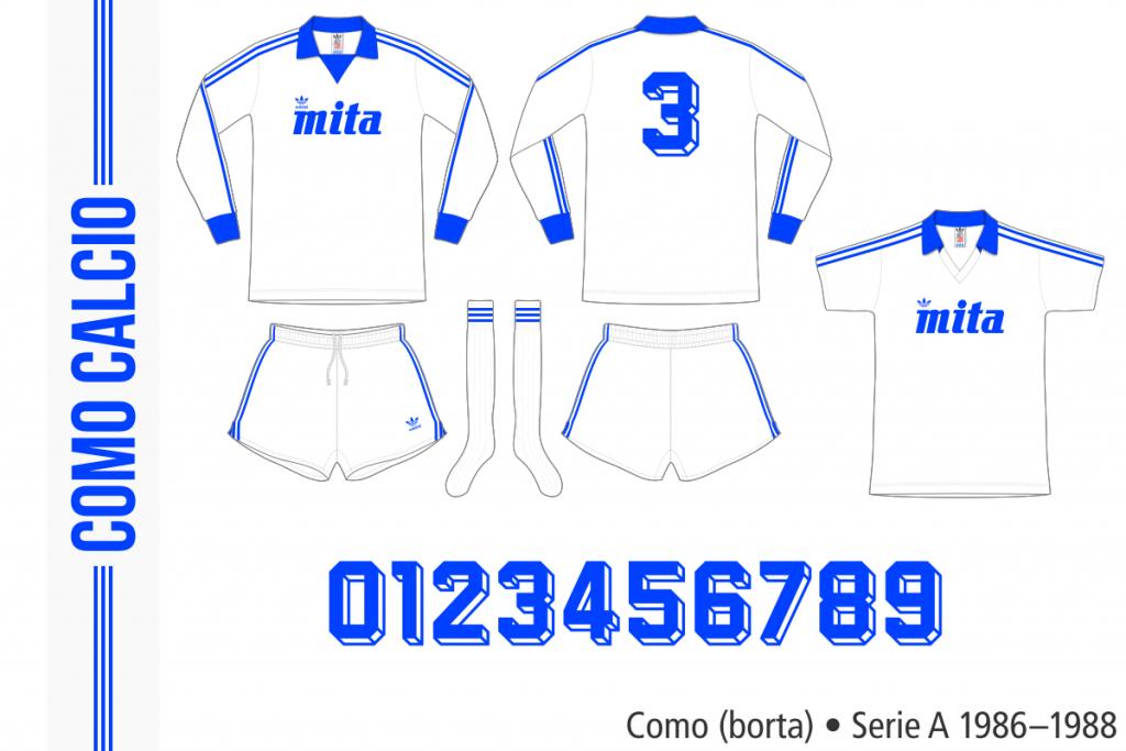 Como 1986–1988 (borta)
