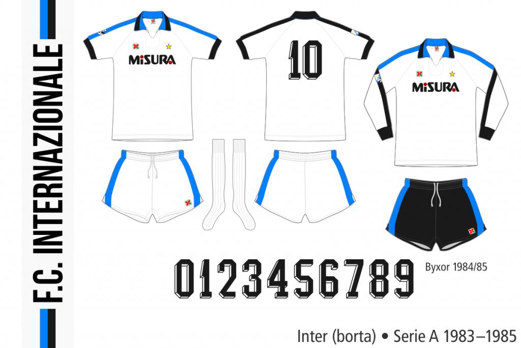 Inter 1983–1985 (borta)