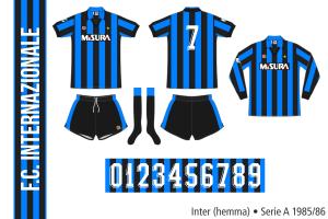 Inter 1985/86 (hemma)