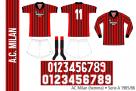 AC Milan 1985/86