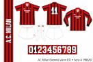 AC Milan 1986/87