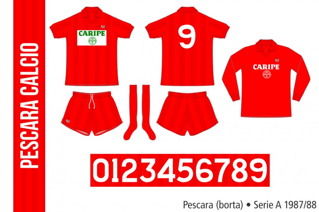 Pescara 1987/88 (borta)
