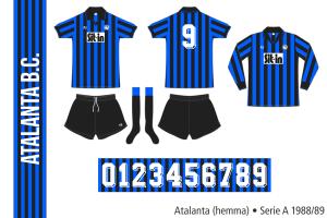 Atalanta 1988/89 (hemma)