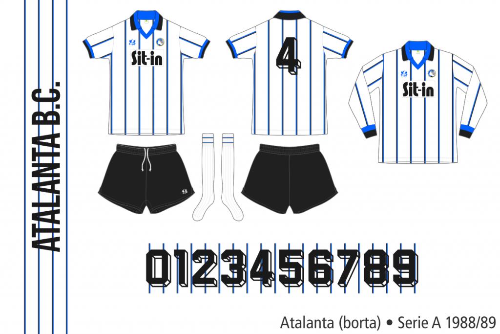 Atalanta 1988/89 (borta)