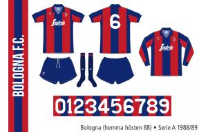 Bologna 1988/89 (hemma hösten 88)