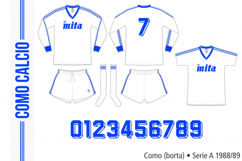 Como 1988/89 (borta)