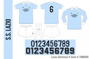 Lazio 1988/89 (hemma)
