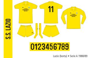 Lazio 1988/89 (borta)