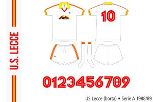 Lecce 1988/89 (borta)