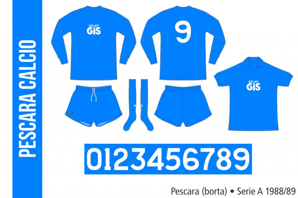 Pescara 1988/89 (borta)