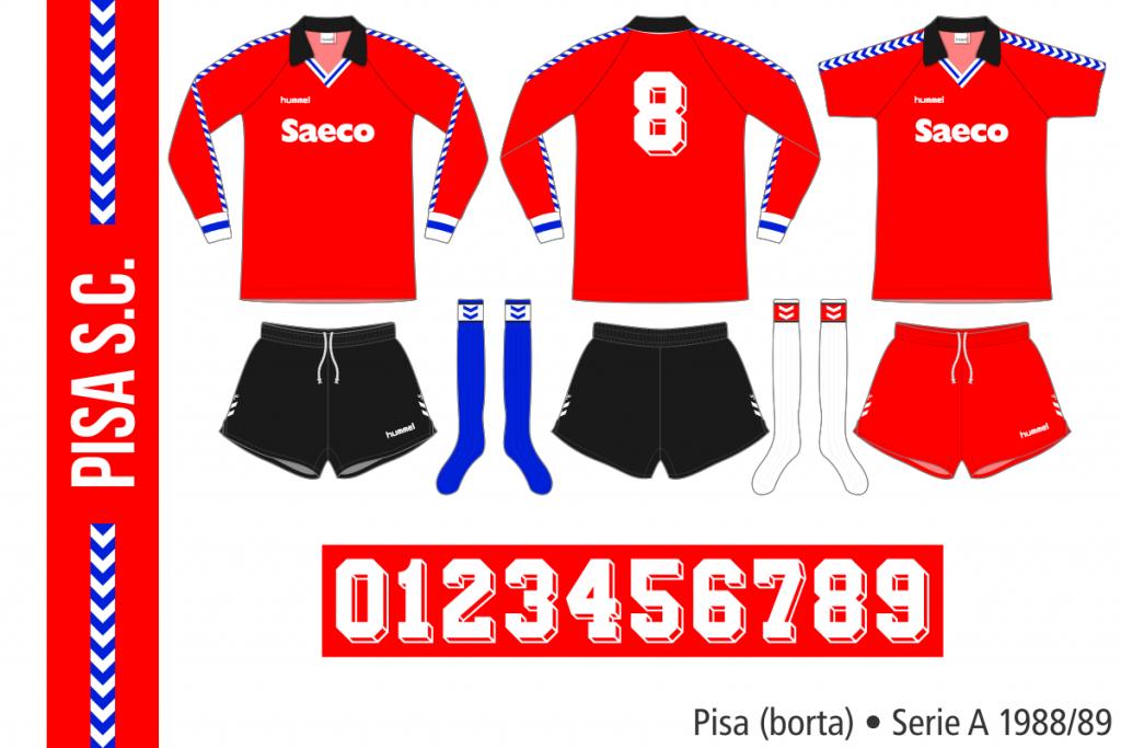 Pisa 1988/89 (borta)