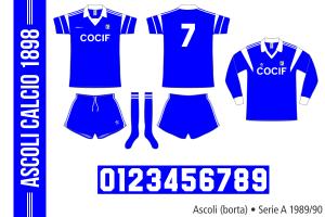 Ascoli 1989/90 (borta)