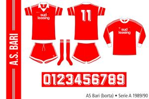 Bari 1989/90 (borta)