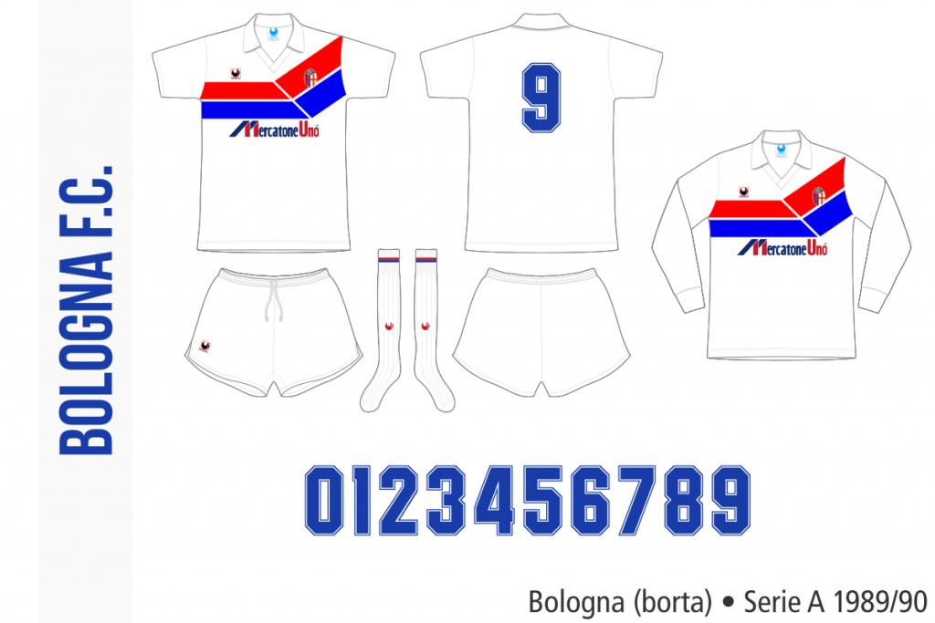 Bologna 1989/90 (borta)