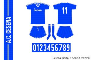 Cesena 1989/90 (borta)