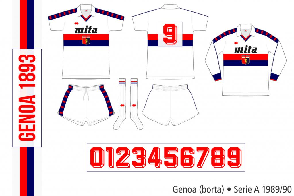 Genoa 1989/90 (borta)