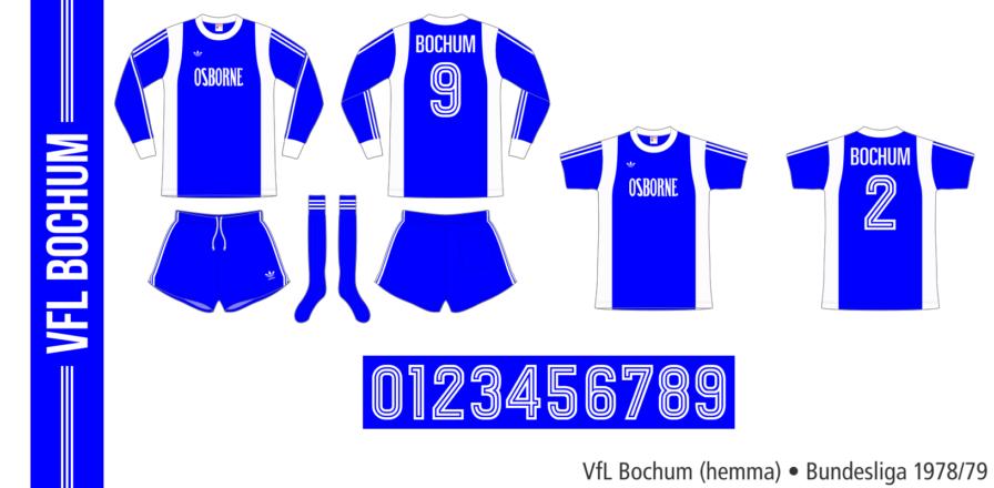 VfL Bochum 1978/79 (hemma)