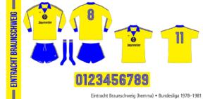 Eintracht Braunschweig 1978–1981 (hemma)