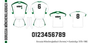 Borussia Mönchengladbach 1978–1980 (hemma)