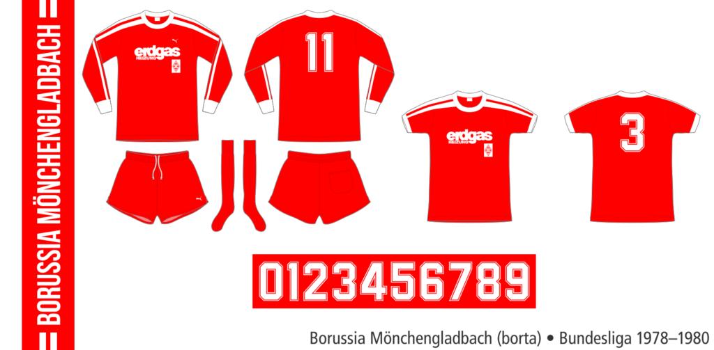 Borussia Mönchengladbach 1978–1980 (borta)