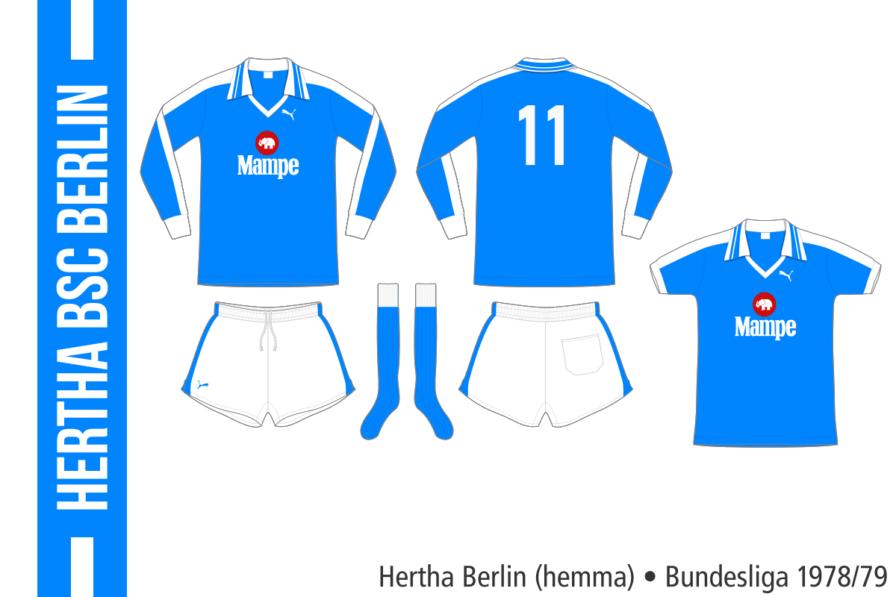 Hertha Berlin 1978/79 (hemma)