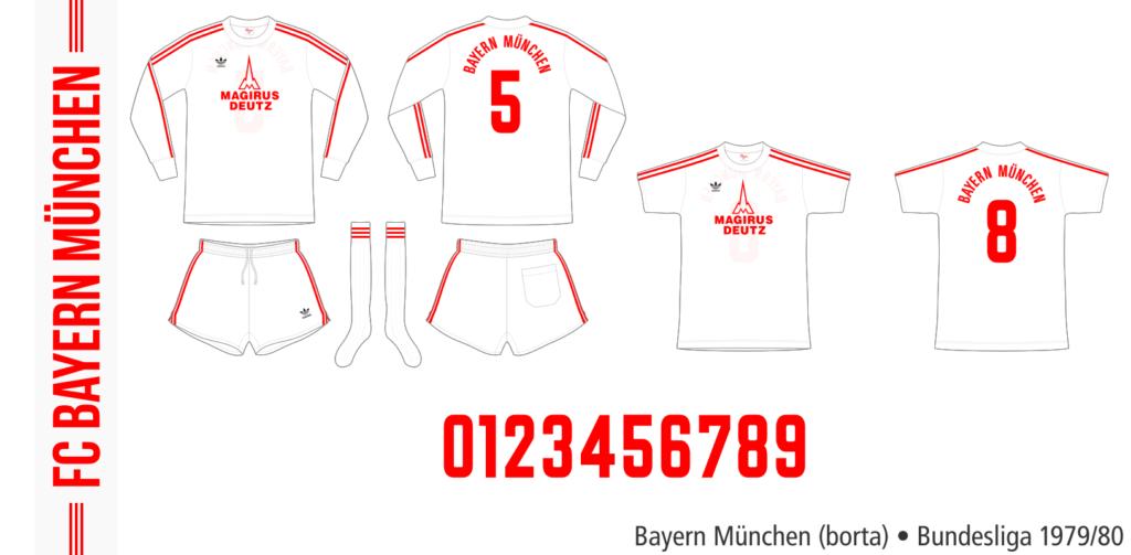 Bayern München 1979/80 (borta)