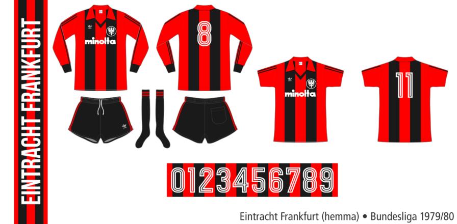 Eintracht Frankfurt 1979/80 (hemma)