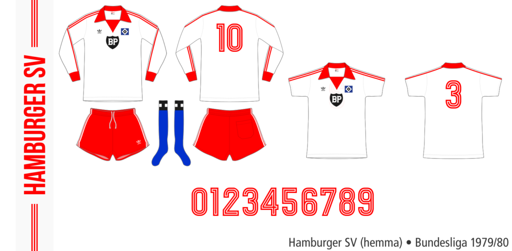 Hamburger SV 1979/80 (hemma)