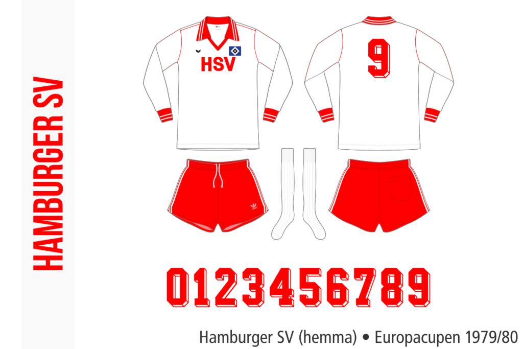 Hamburger SV 1979/80 (Europacupen, hemma)