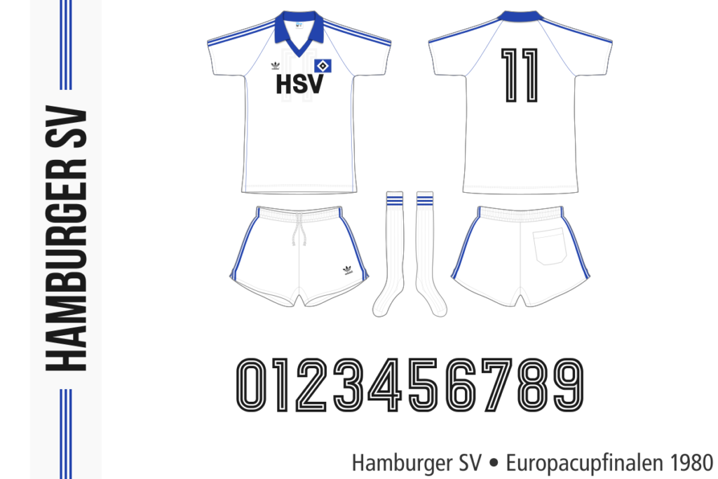 Hamburger SV 1979/80 (Europacupfinalen)