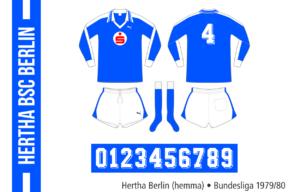 Hertha Berlin 1979/80 (hemma)