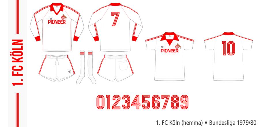1. FC Köln 1979/80 (hemma)