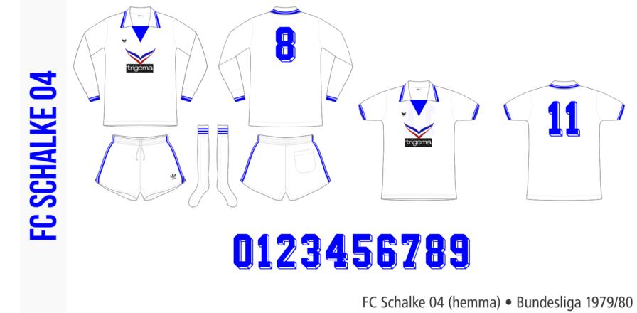 Schalke 04 1979/80 (hemma)