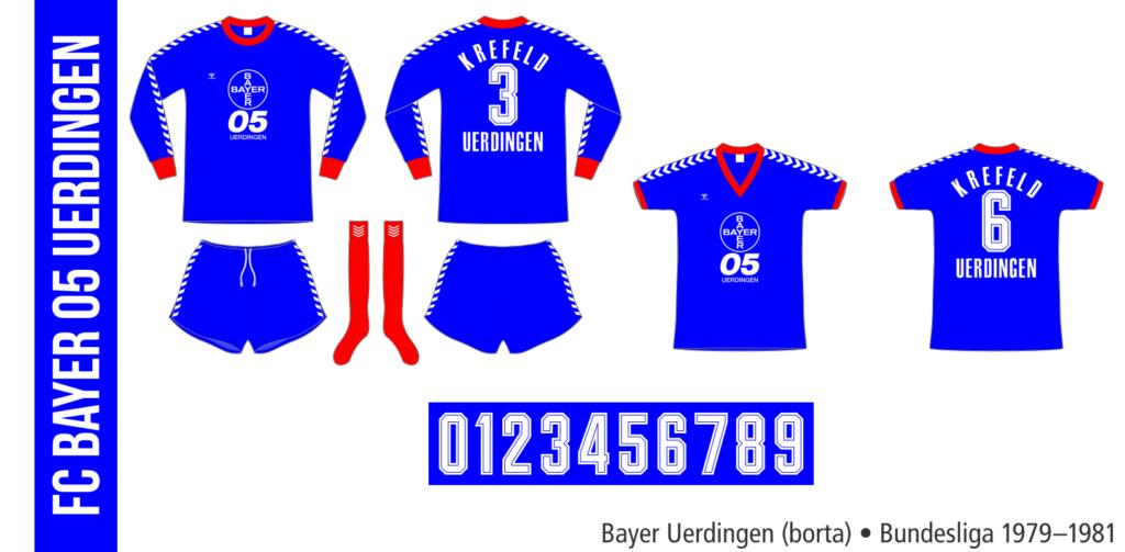 Bayer Uerdingen 1979–1981 (borta)