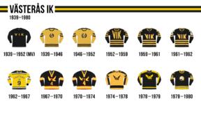 Västerås iK 1939–1980