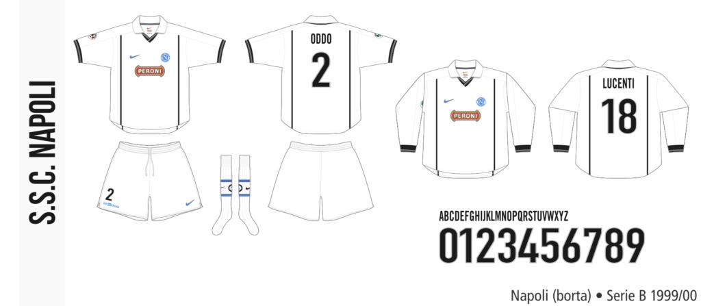 Napoli 1999/00 (borta)
