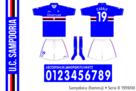 Sampdoria 1999/00