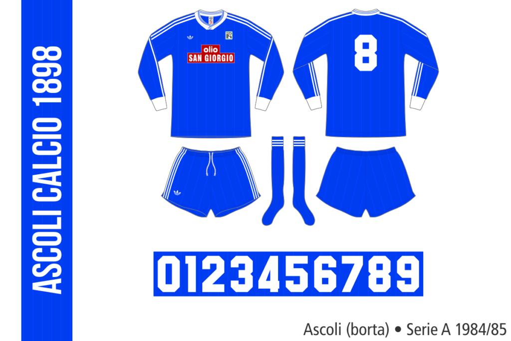 Ascoli 1984/85 (borta)