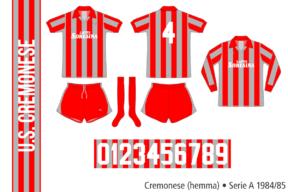 Cremonese 1984/85 (hemma)
