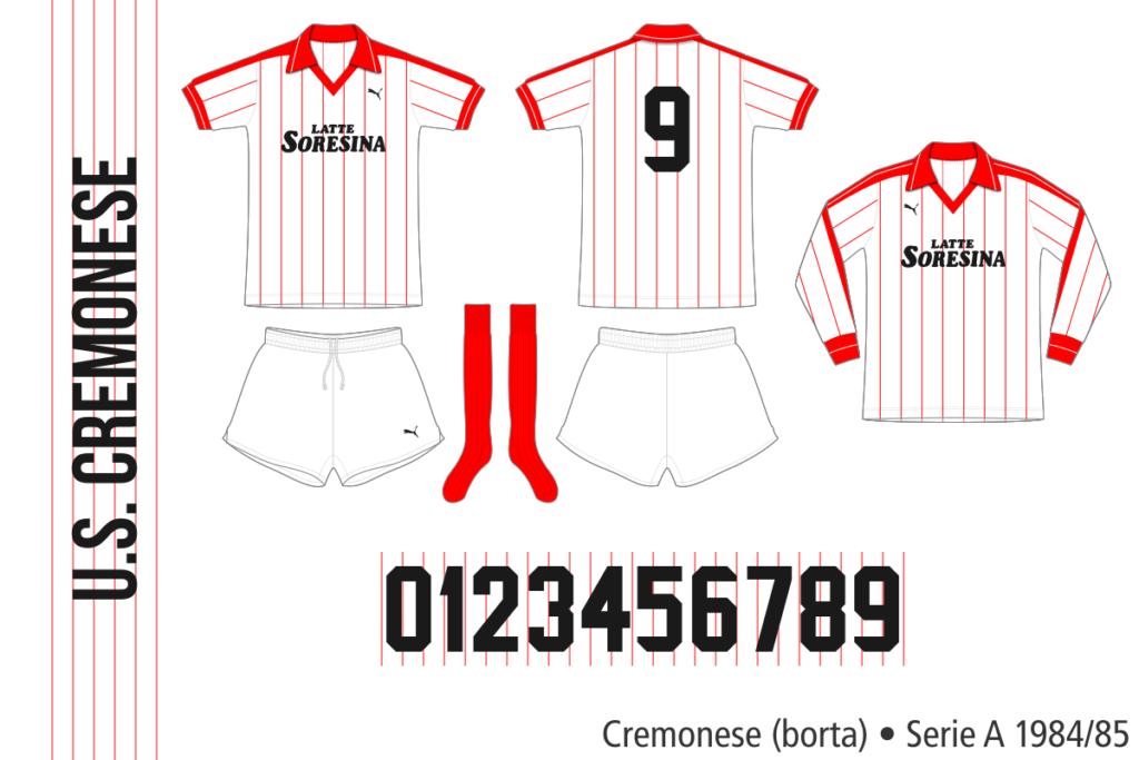 Cremonese 1984/85 (borta)