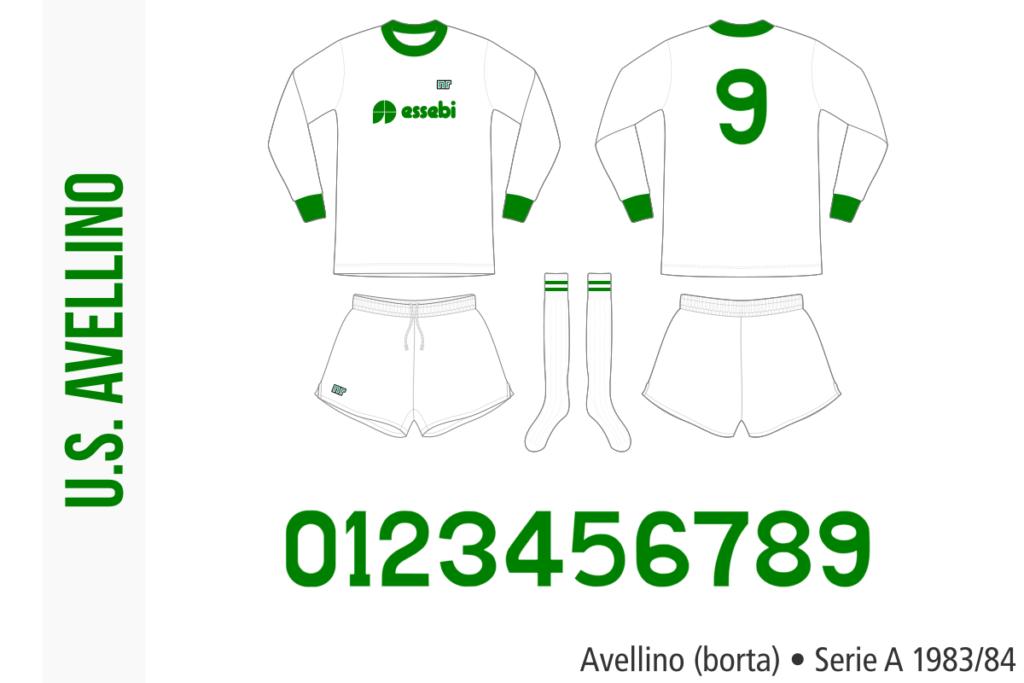 Avellino 1983/84 (borta)
