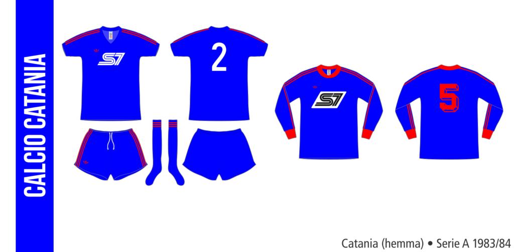 Catania 1983/84 (hemma)