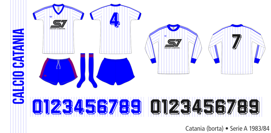 Catania 1983/84 (borta)