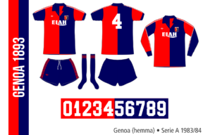 Genoa 1983/84 (hemma)