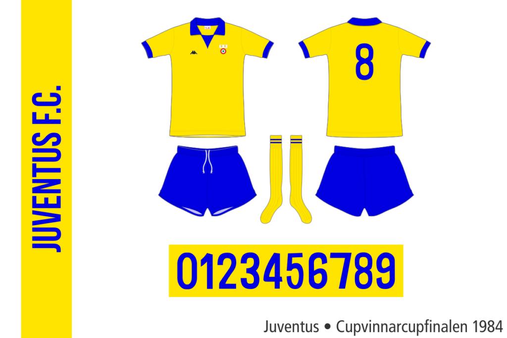 Juventus 1983/84 (Cupvinnarcupfinalen)