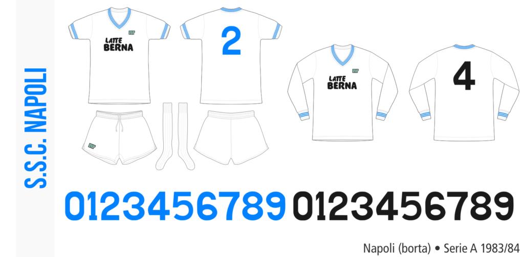 Napoli 1983/84 (borta)