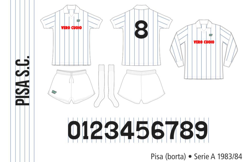 Pisa 1983/84 (borta)