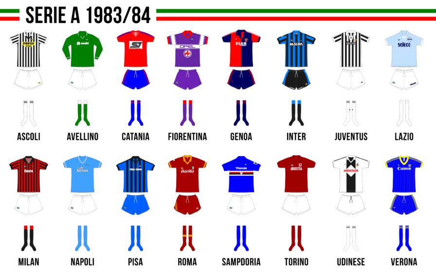 Serie A 1983/84